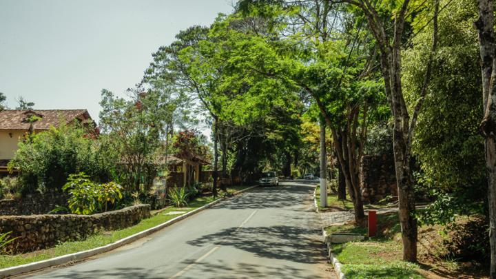 Rua Vila del rey As opções de investimento em um condomínio