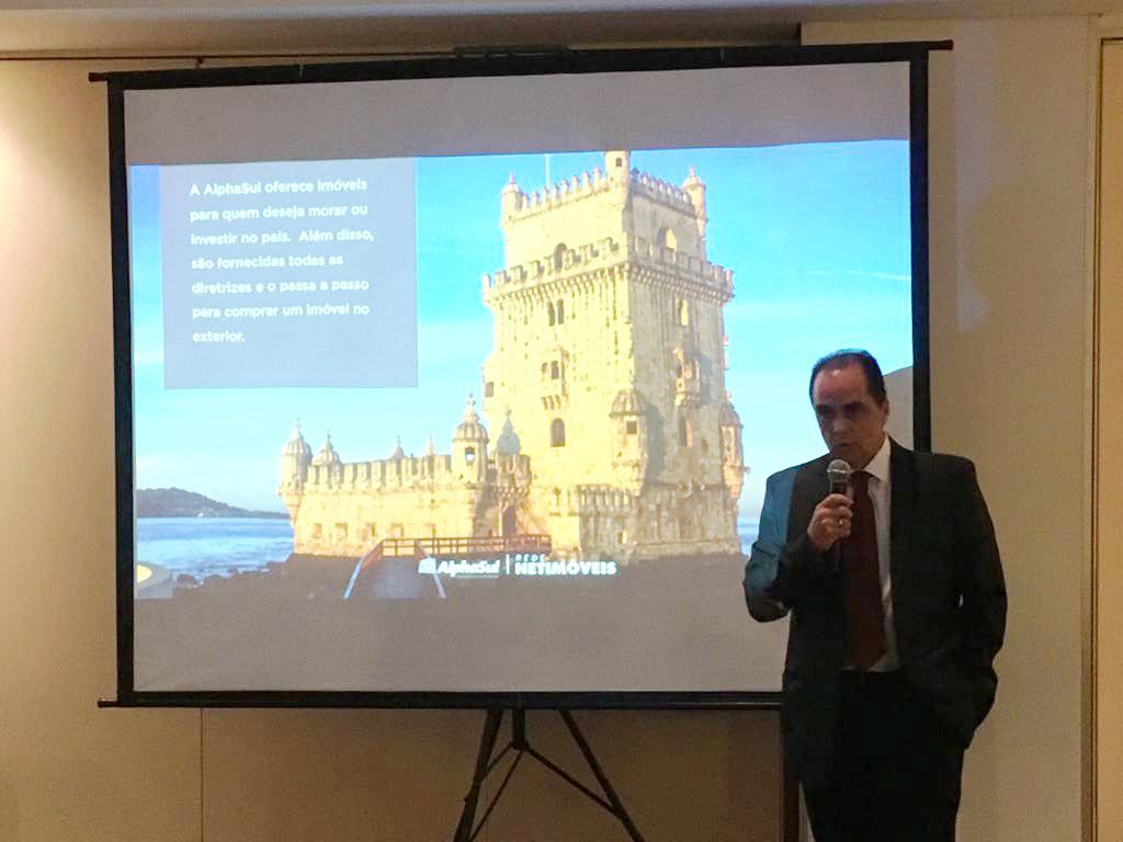 Alphasul Evento sobre morar e investir em Portugal foi um sucesso