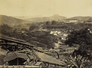 Novo Lima MG St John Del Rey Mining Co 1869 Você sabe qual é a história da lagoa dos ingleses?