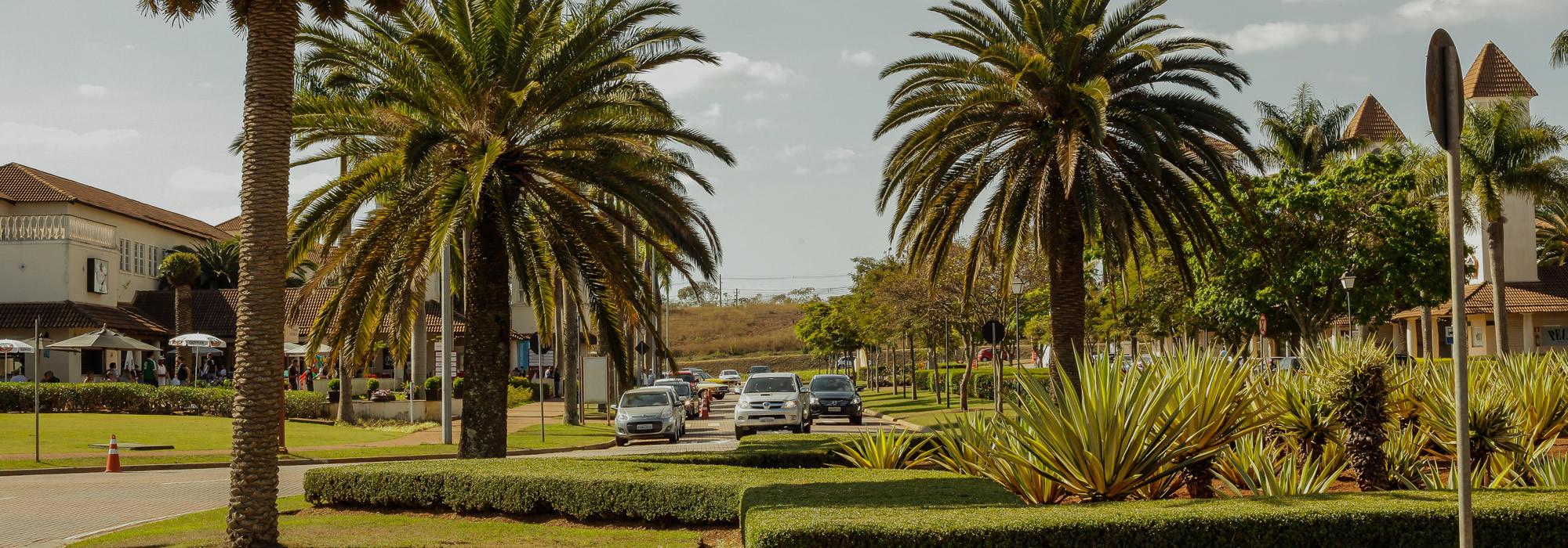 Alphaville Lagoa dos Ingleses: morar, trabalhar e se divertir, tudo em um só lugar